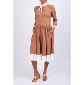 Robe 100% coton