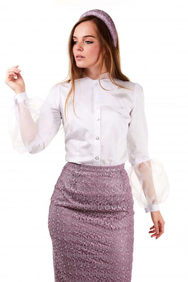 Blaire Shirt Blanc