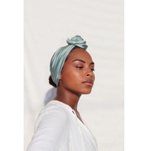 Headband vert d'eau