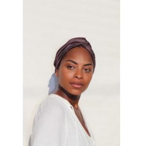 Headband brun