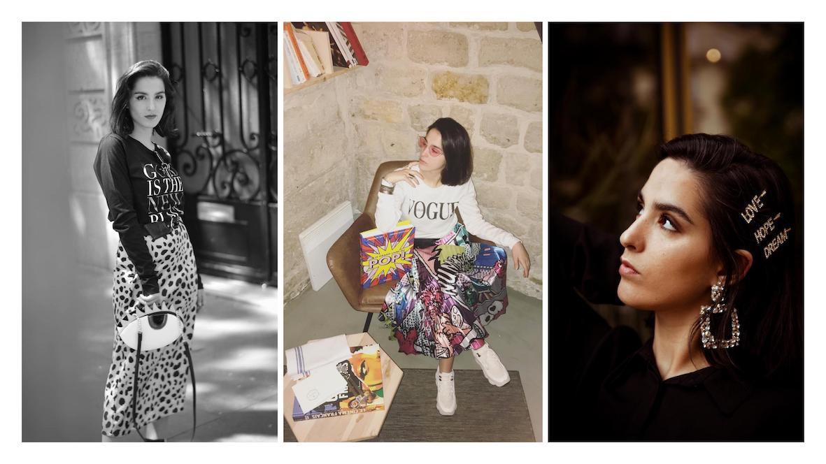 Meeting with / Parisian Fashion Blogger Ruling Like Roni